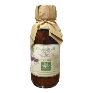 Organica Coconut oil 125ml