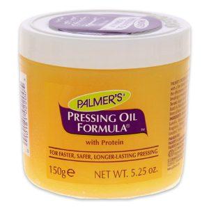 Palmers pressing oil formula 150G