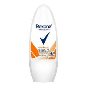 Rexona workout Hi impact roll on 50ml