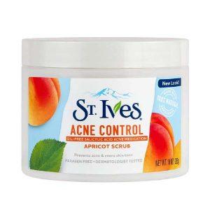 St.Ives Acne control apricot scrub 283 g
