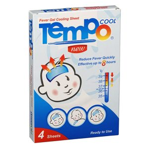 TEMPO COOL CHILD 4 SHEET