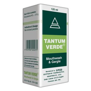 Tantum verde mouth wash and gargle 125ml