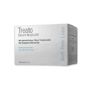 Treato serum Hair ampoules 10 amp 5ml