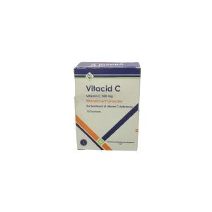 Vitacid C 12 sachets