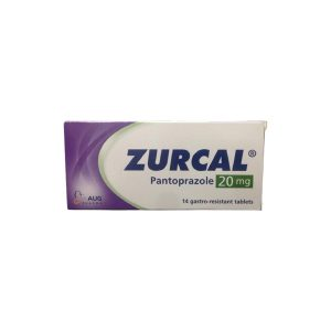 Zurcal 20mg 14 gastro resistant tablets