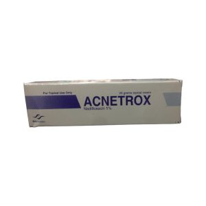 Acnetrox 25 grams topical cream