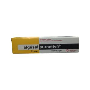 Algesal suractive cream 40gm