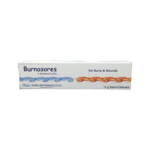 Burnasores 15gm topical oint