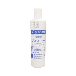 Cyteal antiseptic foaming solution 250 ml