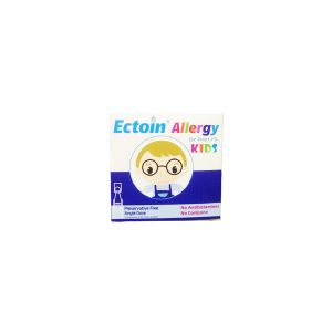 Ectoin Allergy Kids single dose 10 ampoules