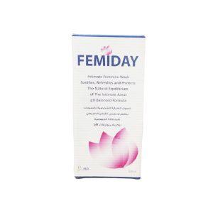 Femiday intimate feminine wash 320ml