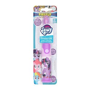 Firefly light sound toothbrush