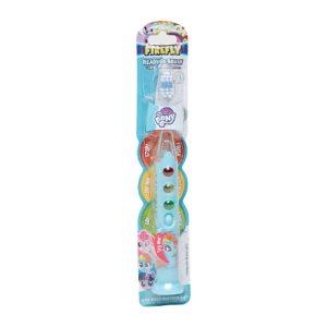 Firefly light up timer toothbrush