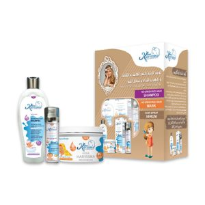 Hera karissma Anti Hair Fall Course Shampoo with mask and serum