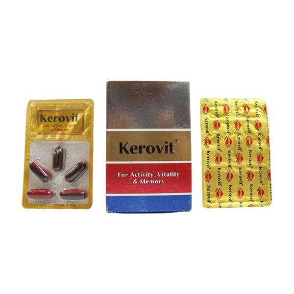 KEROVIT 30 CAP