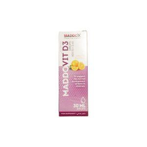 Maddovit D3 drops 30 ml