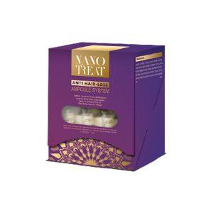 Nano Treat anti Hair loss ampoule system