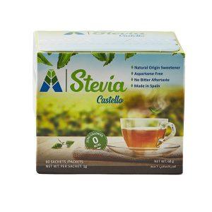 Stevia castello 60 sachets
