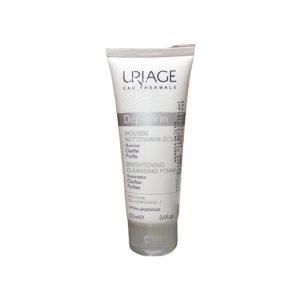 Uriage depiderm brightening cleansing foam 100m