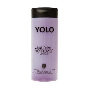 Yolo nail polish remover blueberry 135ml
