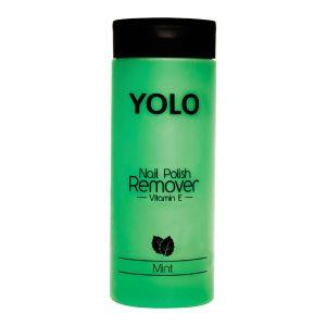 Yolo nail polish remover mint 135ml
