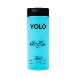 Yolo nail polish remover vanilla 135ml