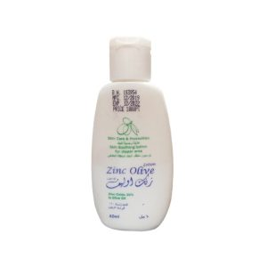 Zinc olive lotion 60ml