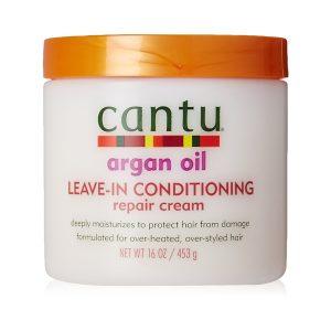 Cantu argan oil leave in conditioner 453 gm