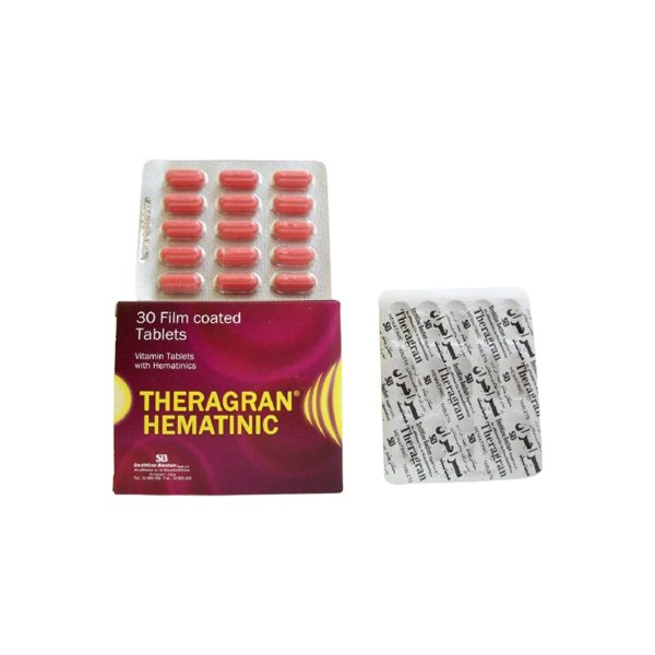 THERAGRAN HEMATINIC 30 TAB