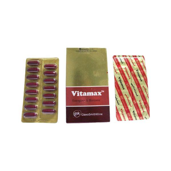 VITAMAX 30 CAP