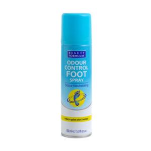 Beauty formulas foot spray 150ml
