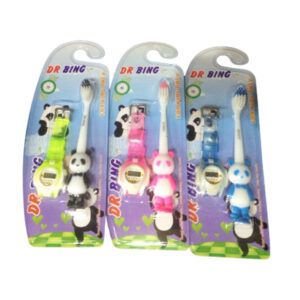 Dr Bing kids toothbrush and gift watch