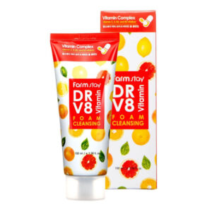 Farmstay DRV8 vitamin cleansing foam 100ml
