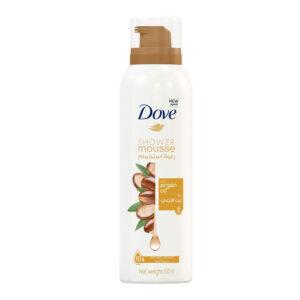 Dove shower mousse with argan oil 200ml