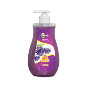 Easy Care clean hand soap 450ml lavender