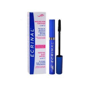 Ecrinal fortifying black mascara 7ml