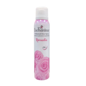 Enchanteur deo spray romantic 150ml
