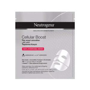 Neutrogena cellular boost sheet mask