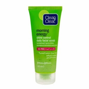 Clean and clear morning energy daily facial scrub 100ml
