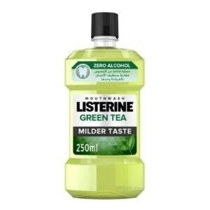 Listerine green tea mouth wash 250ml