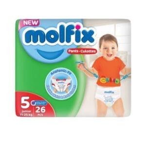 Molfix pants 5 26 pieces