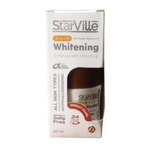 Starville whitening roll on orient pearl 60ml