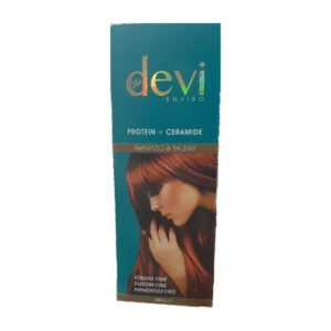 devi shampoo protein and ceramide