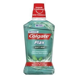 Colgate plax soft mint mouth wash 250 ml