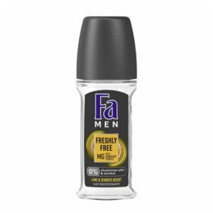 Fa men Lime and ginger roll on 50ml