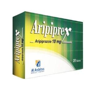 ARIPIPREX 10MG 20T 1