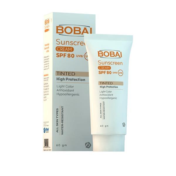 BOBAI SUN BLOCK SPF 80TINTED. 300x300 1