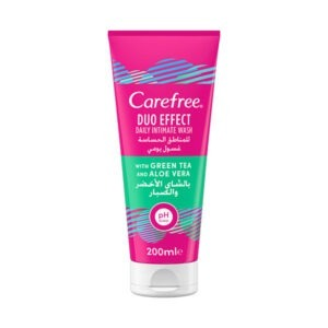 CAREFREE DAILY INTIMATE WASH 200ML. 300x300 1