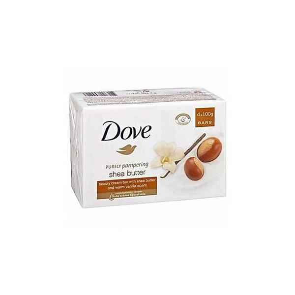 DOVE CREAM SOAP shea butter 100GM