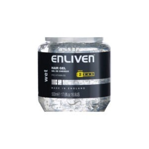 Enliven hair gel active care wet hold 500ml 300x300 1